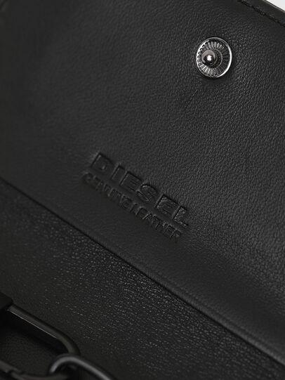 Diesel - KEYCASE O, Noir/Vert - Bijoux et Gadgets - Image 4