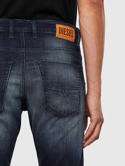 Diesel - Krooley JoggJeans 069QD, Bleu Foncé - Jeans - Image 4