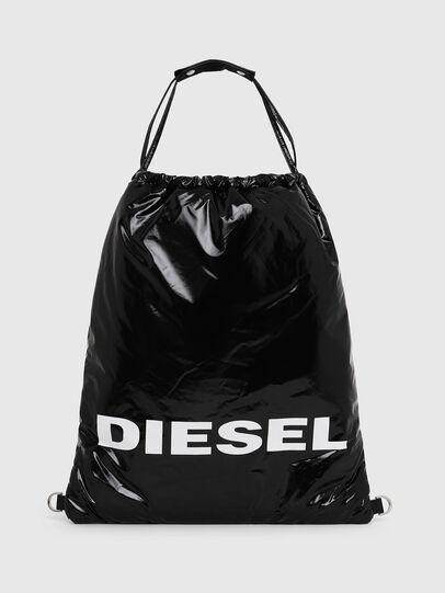 Diesel - F-THISBAG MONO, Noir - Sacs à dos - Image 1
