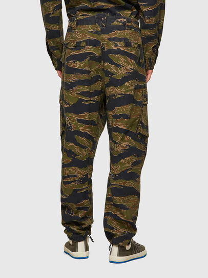 Diesel - P-BARTON, Vert Militaire - Pantalons - Image 2