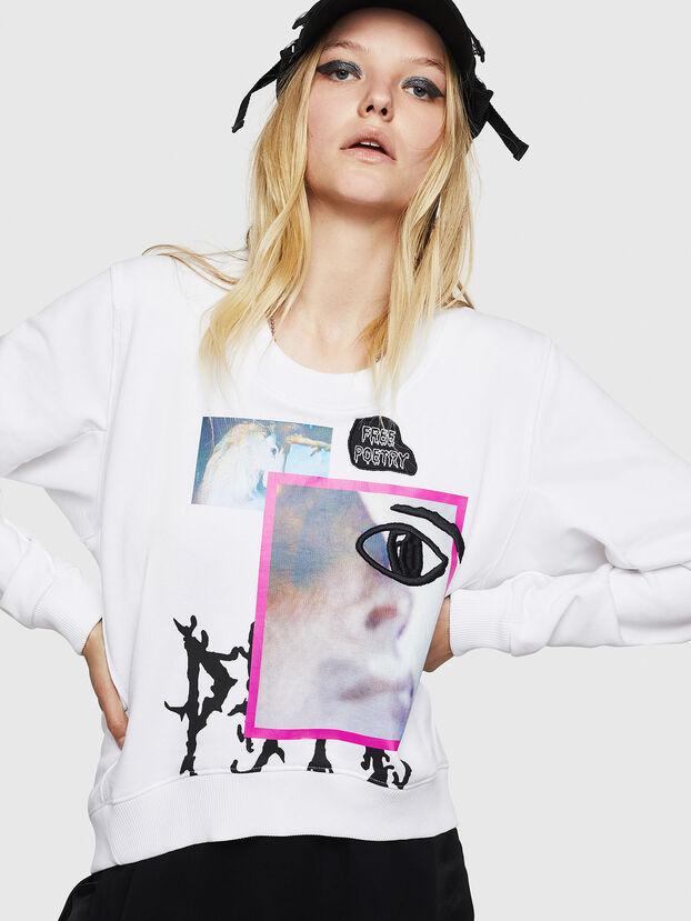 F-LYANYDY-B,  - Sweatshirts