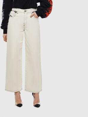 Widee 009BD, Blanc - Jeans