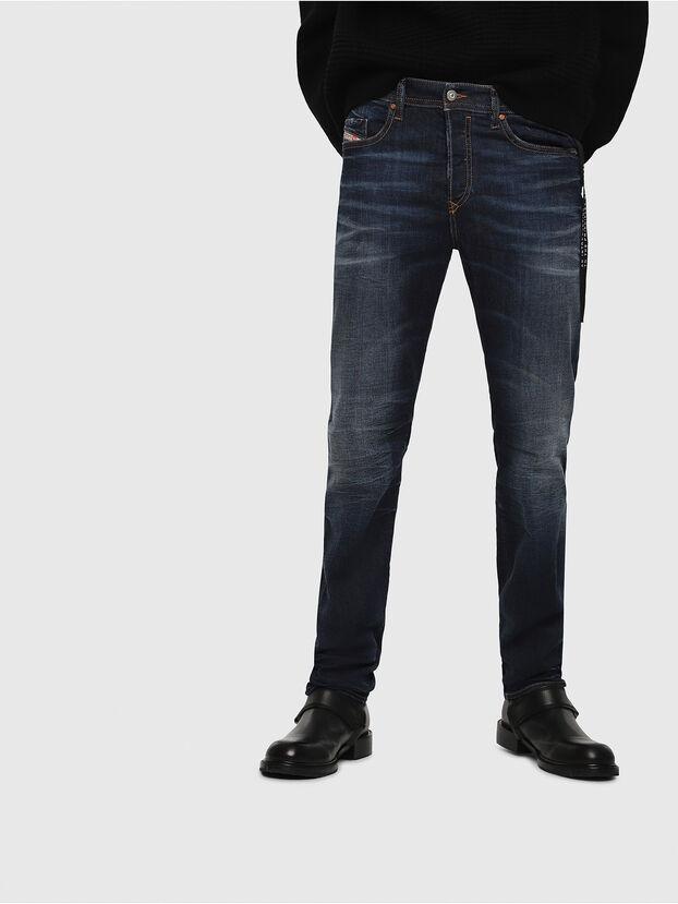Buster 069AH, Dark Blue - Jeans