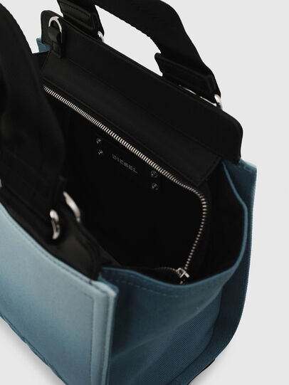 Diesel - BADIA, Light Blue - Satchels and Handbags - Image 6