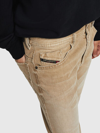 Diesel - Thommer 0890E, Light Brown - Jeans - Image 3