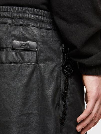 Diesel - D-HORTY-SP JOGGJEANS, Noir - Shorts - Image 3