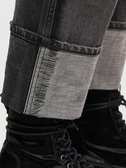 Diesel - D-Reggy 009IL, Noir/Gris foncé - Jeans - Image 5
