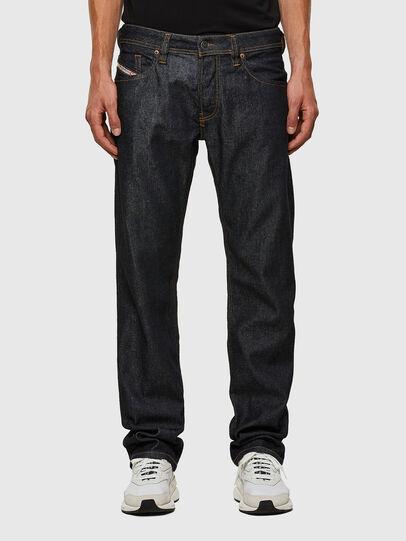 Diesel - Larkee 009HF, Bleu Foncé - Jeans - Image 1