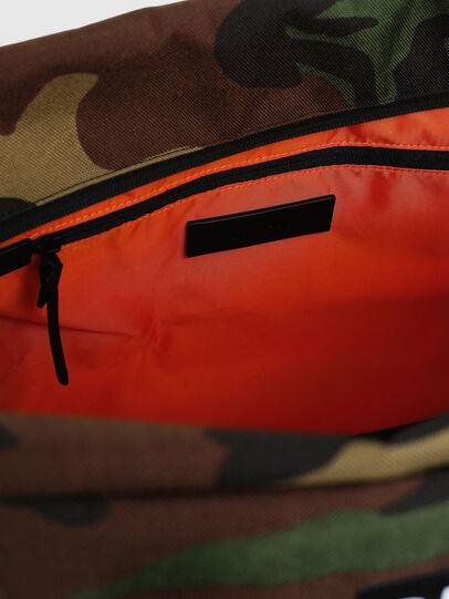 Diesel - SOLIGO, Vert Camouflage - Sacs de voyage - Image 6