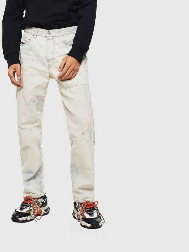 D-Macs 0078Y, Bleu Clair - Jeans