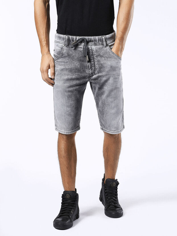 KROSHORT JOGGJEANS, Light Grey - Shorts