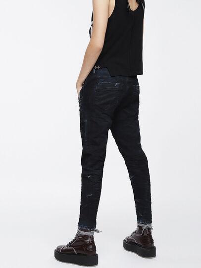Diesel - Fayza JoggJeans 069CG, Bleu Foncé - Jeans - Image 2