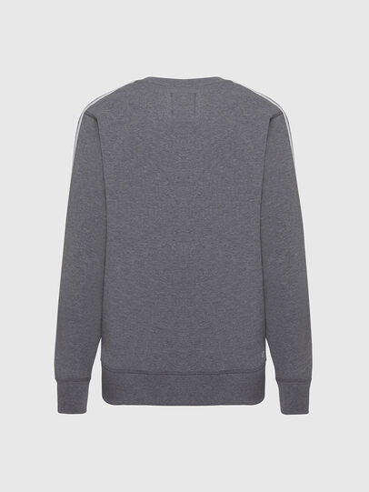 Diesel - UMLT-WILLY, Grey - Sweatshirts - Image 2