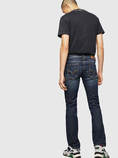 Diesel - Larkee 084ZU, Bleu Foncé - Jeans - Image 2