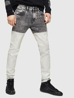 D-Strukt 069GK, Noir/Gris foncé - Jeans