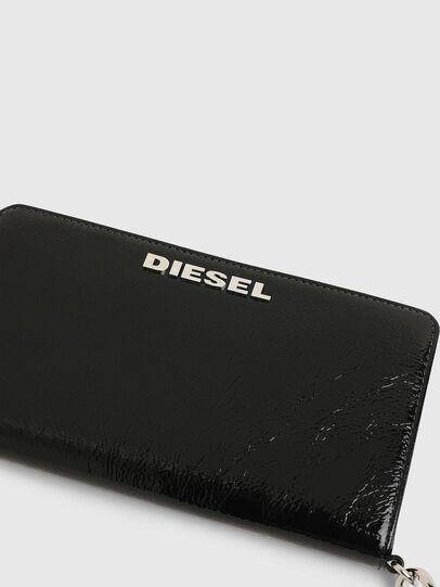 Diesel - GRANATO LCLS, Noir - Portefeuilles Zippés - Image 4