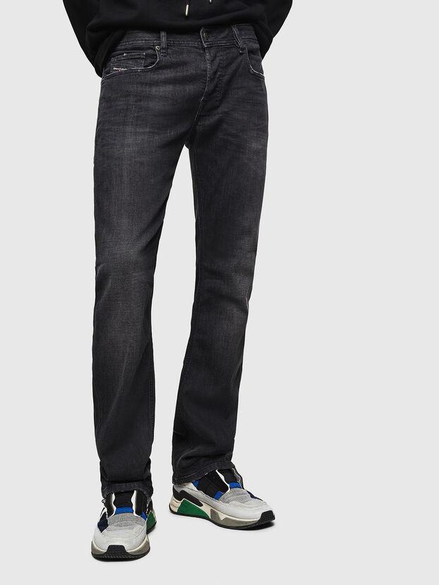 Zatiny 082AS, Noir/Gris foncé - Jeans