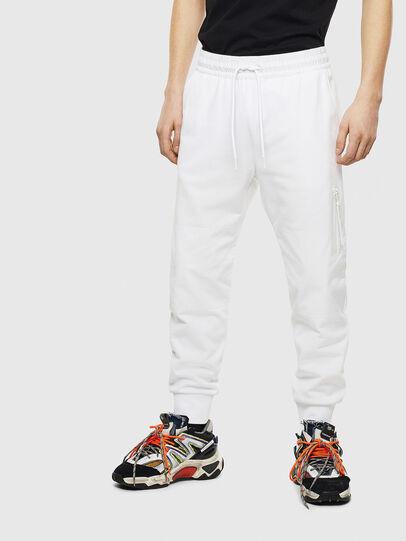 Diesel - P-ORTEX, Blanc - Pantalons - Image 1