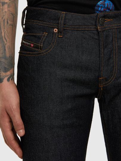 Diesel - Zatiny 009HF, Bleu Foncé - Jeans - Image 3