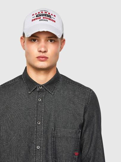 Diesel - D-BILLY, Noir - Chemises en Denim - Image 3