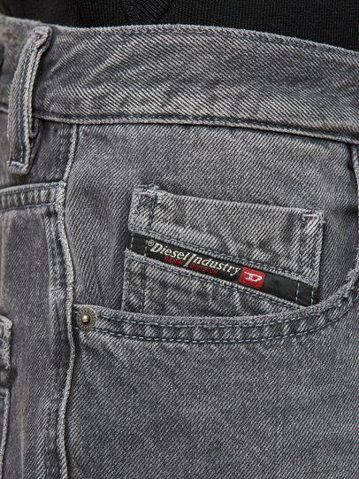 Diesel - D-STRUKT-SHORT, Noir - Shorts - Image 3