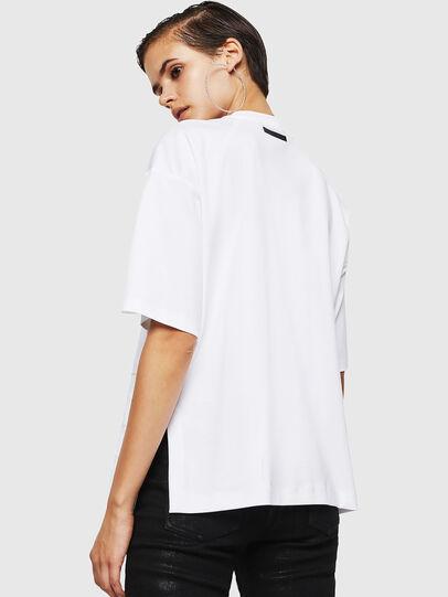 Diesel - TELIX, Blanc - T-Shirts - Image 2
