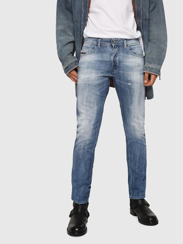 Thommer 081AS, Bleu moyen - Jeans