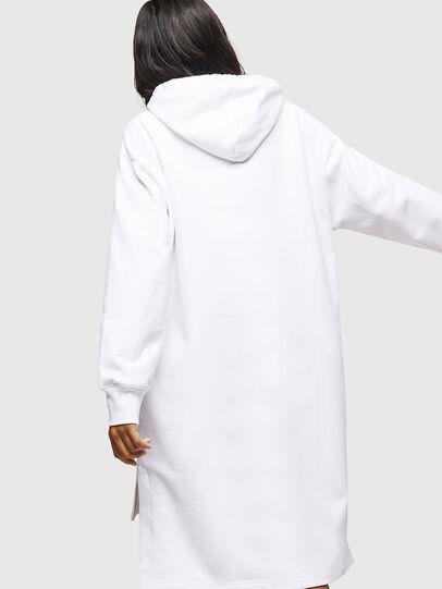 Diesel - D-ILSE-T, Blanc - Robes - Image 2