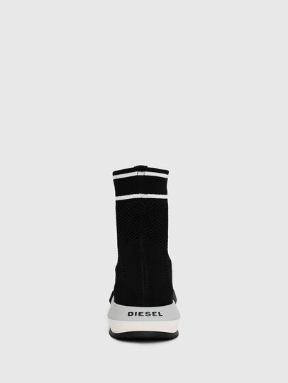 Diesel - H-PADOLA NET W, Noir - Sneaker - Image 4