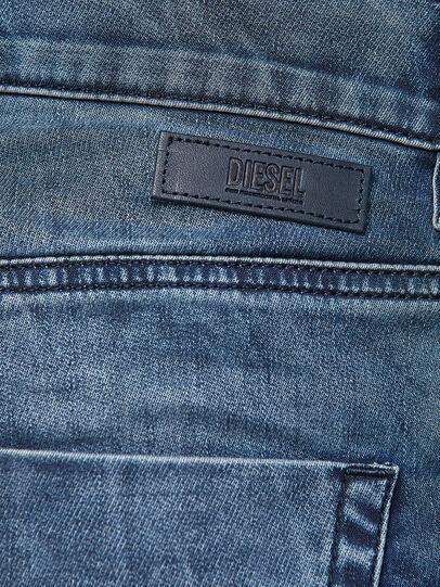 Diesel - KRAILEY JoggJeans® 069NZ, Bleu moyen - Jeans - Image 4
