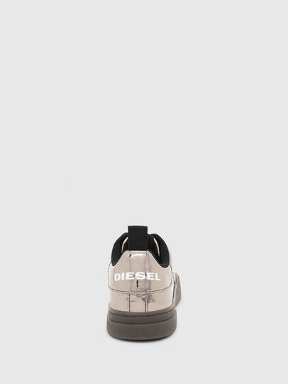 Diesel - S-CLEVER LOW LACE W, Silver - Sneakers - Image 5