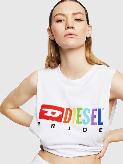 Diesel - UFTK-AVERY, Blanc - Haut - Image 3