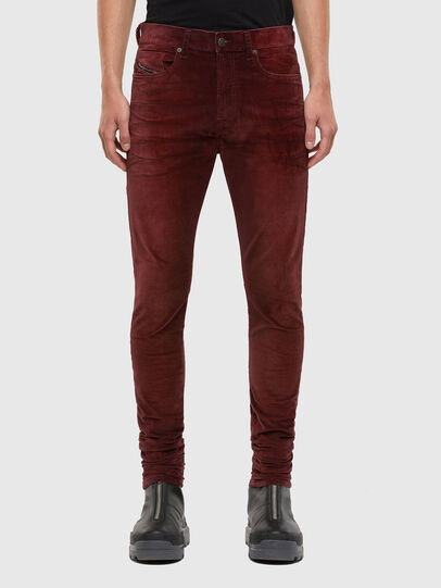 Diesel - D-Amny 069PS, Rouge - Jeans - Image 1