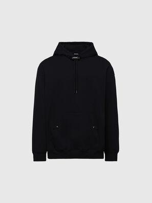S-UMMERPO, Noir - Pull Cotton