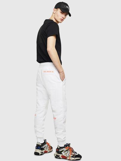 Diesel - P-ORTEX, Blanc - Pantalons - Image 3