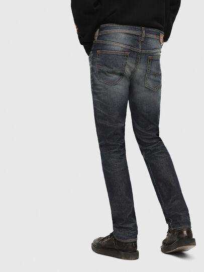 Diesel - Buster 084ZU, Bleu Foncé - Jeans - Image 2