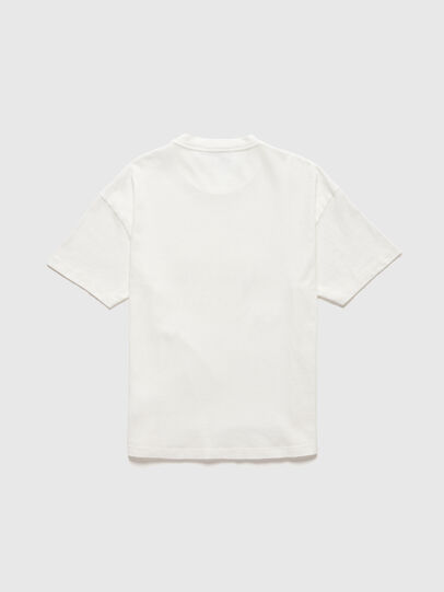 Diesel - DxD-20, White - T-Shirts - Image 2