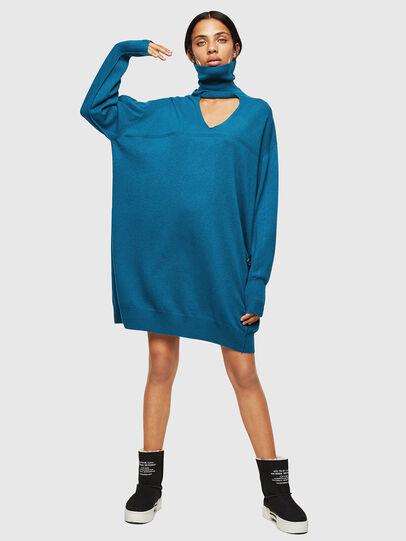 Diesel - M-LILIA, Bleu Marine - Robes - Image 1