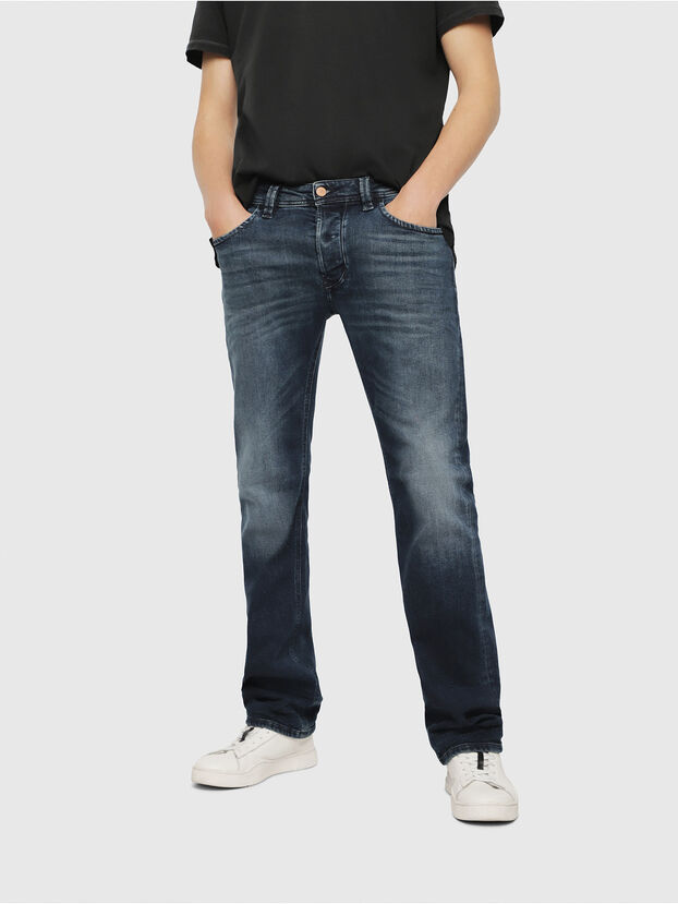 Larkee 087AS, Dark Blue - Jeans