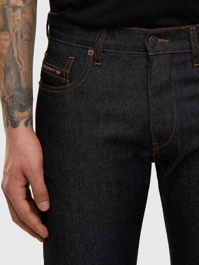 Diesel - D-Strukt 009HF, Bleu Foncé - Jeans - Image 3