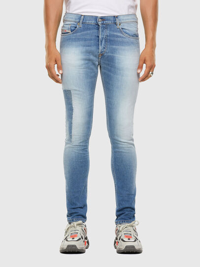 Diesel - Tepphar 009FJ, Bleu Clair - Jeans - Image 1