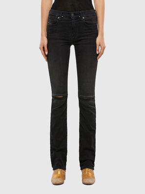 Slandy-B 069QN, Noir/Gris foncé - Jeans