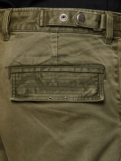 Diesel - P-KOLT, Vert Militaire - Pantalons - Image 4