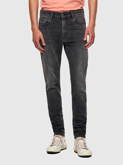 Diesel - D-Amny 09A18, Noir/Gris foncé - Jeans - Image 1