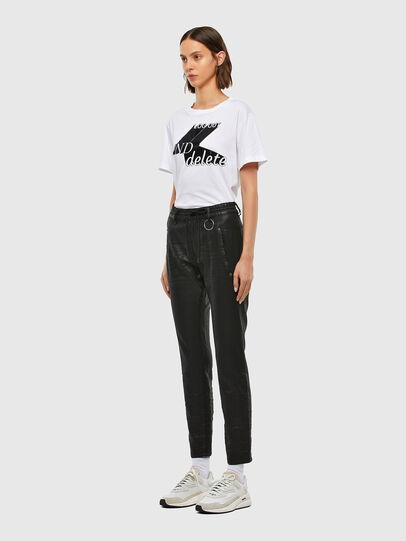 Diesel - Krailey JoggJeans 069QP, Black/Dark Grey - Jeans - Image 5