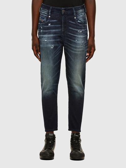 Diesel - FAYZA JoggJeans® 069PZ, Bleu Foncé - Jeans - Image 1