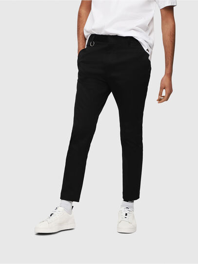 Diesel - P-MAD-ICHIRO, Noir - Pantalons - Image 1