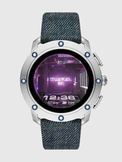 Diesel - DT2015, Jean Bleu - Smartwatches - Image 1