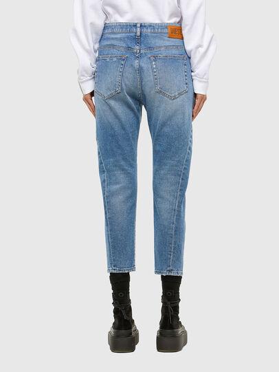 Diesel - Fayza 009EU, Bleu Clair - Jeans - Image 2