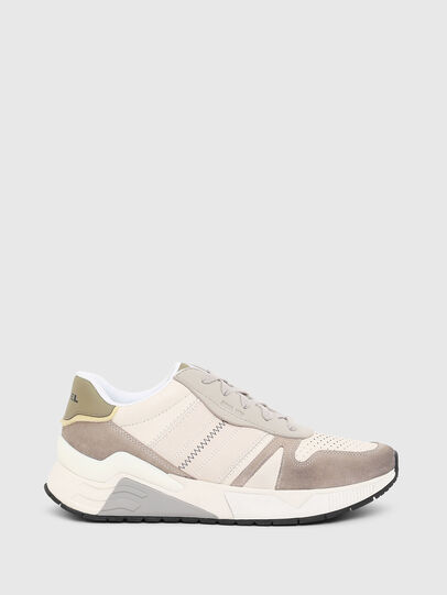 Diesel - S-BRENTHA FLOW, Dirty White - Sneakers - Image 1
